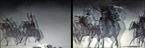 La cavalerie d'Alexandre Newski