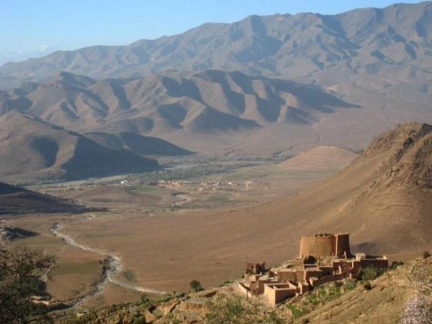 Confinement et Précarité au Sud Atlas et Anti Atlas marocains