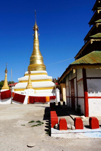 Hsu Taung Pye Paya dans Kalaw
