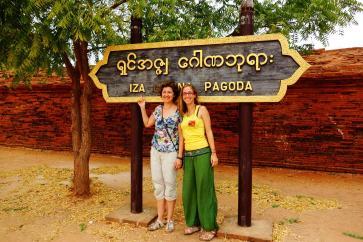 The ISA pagoda