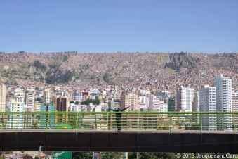 La Paz view, jacques