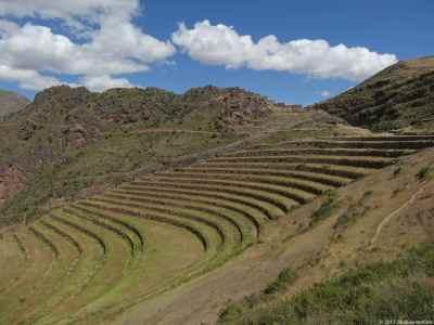 Pisaq farming terraces