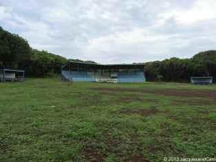 The base-ball field