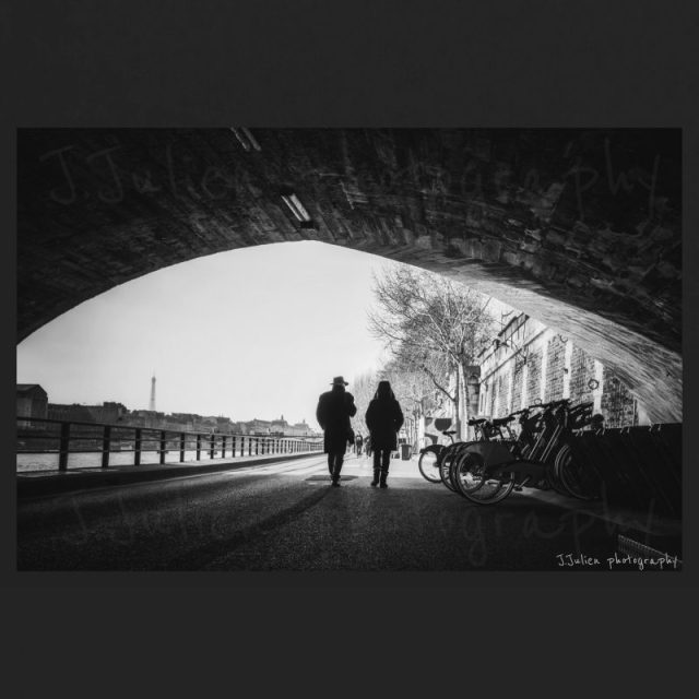 Under the Bridge  – Art Photo Print