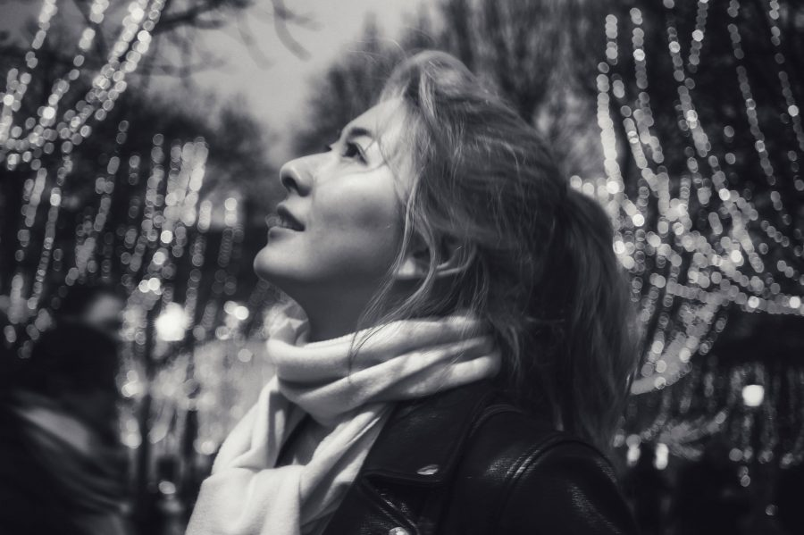 portrait photography noir et blanc Paris Photo art