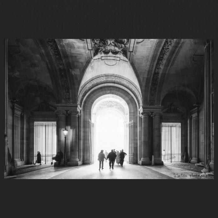 tirage photographie art monument Paris