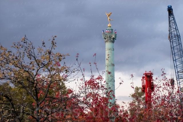 July Column Bastille, Paris