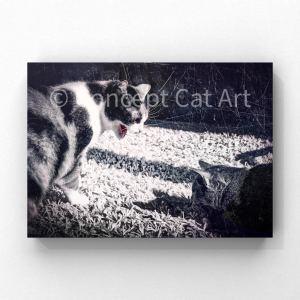 Concept Cat Art
