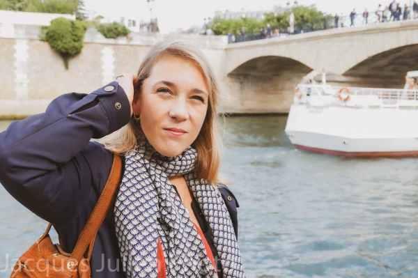 tourism France Seine river