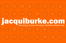 Business Cards – Jacqui Burke