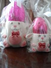Pink cousins
