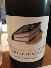 Pressing matters make GREAT wine!!