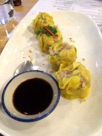 Pork and Prawn Wontons