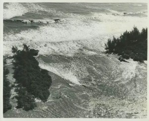 Peck's Lake breakthrough 1962