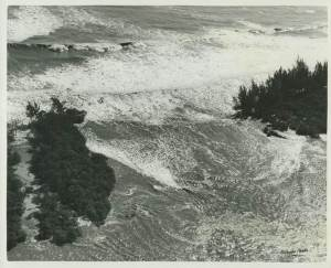 Peck's Lake breakthrough 1962
