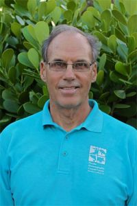 Mark Perry, life time advocate and Executive Director at Florida Oceanographic. (Photo courtesy of Harbor Branch where Mark is being honored at 2015's Love Your Lagoon.)