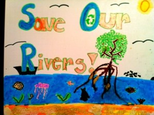 River Kidz drawing 2012.