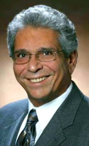 Leon Abood served as the chair of the Rivers Coalition for 17 years. (1998-2015) (Headshot for real estate business)