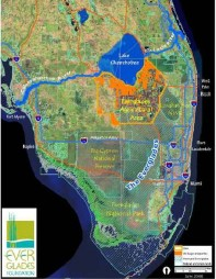 Thie big picture...the EAA blocks the water from flowing south into the Everglades. EF.