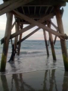 Pier 2009. (Photo JTL)