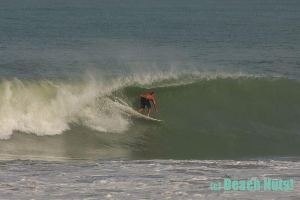 Evan Surfing....