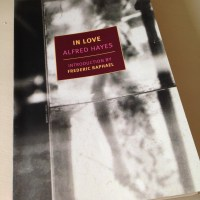 In Love by Alfred Hayes