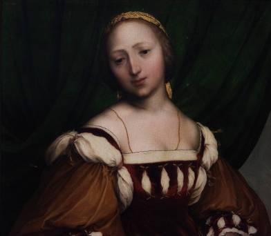 Magdalena Offenburg jako Laïs z Koryntu