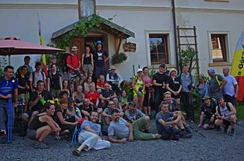 Żegnamy gościnną Gretę i czas na ostatni etap oraz ostatnie zdjęcie z cyklu tradycyjnych