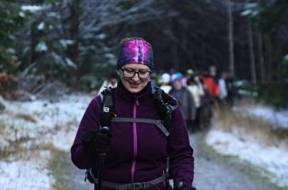 Nordic walking style