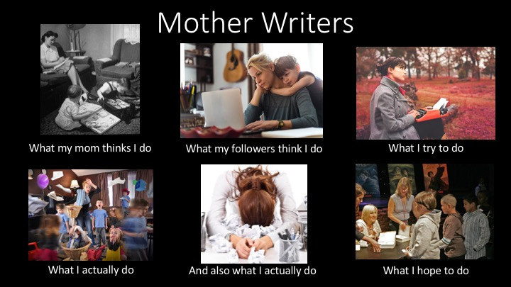 Announcing MOTHER WRITERS blog posts – Jacy Sellers