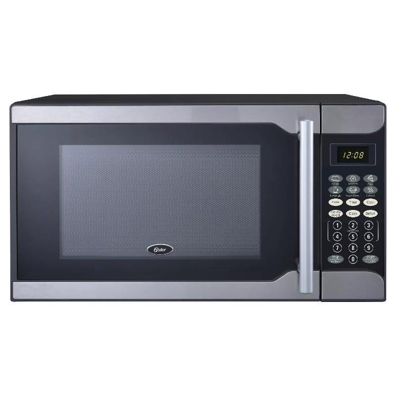 oster 0 7 cubic feet 700 watt microwave oven ogcmv207s2