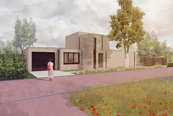 verbouwing villa