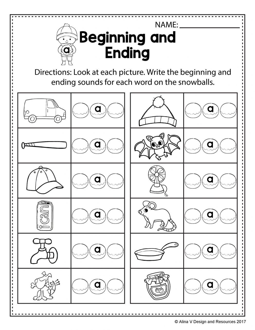 30 Long Vowel Worksheets First Grade