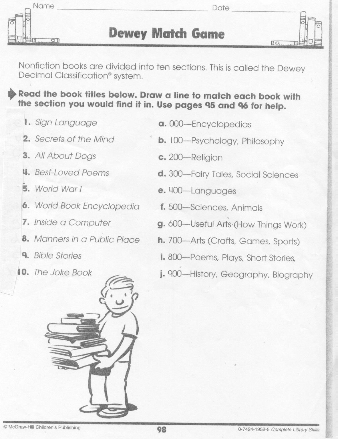 Social Problem Solving Worksheets Template Library
