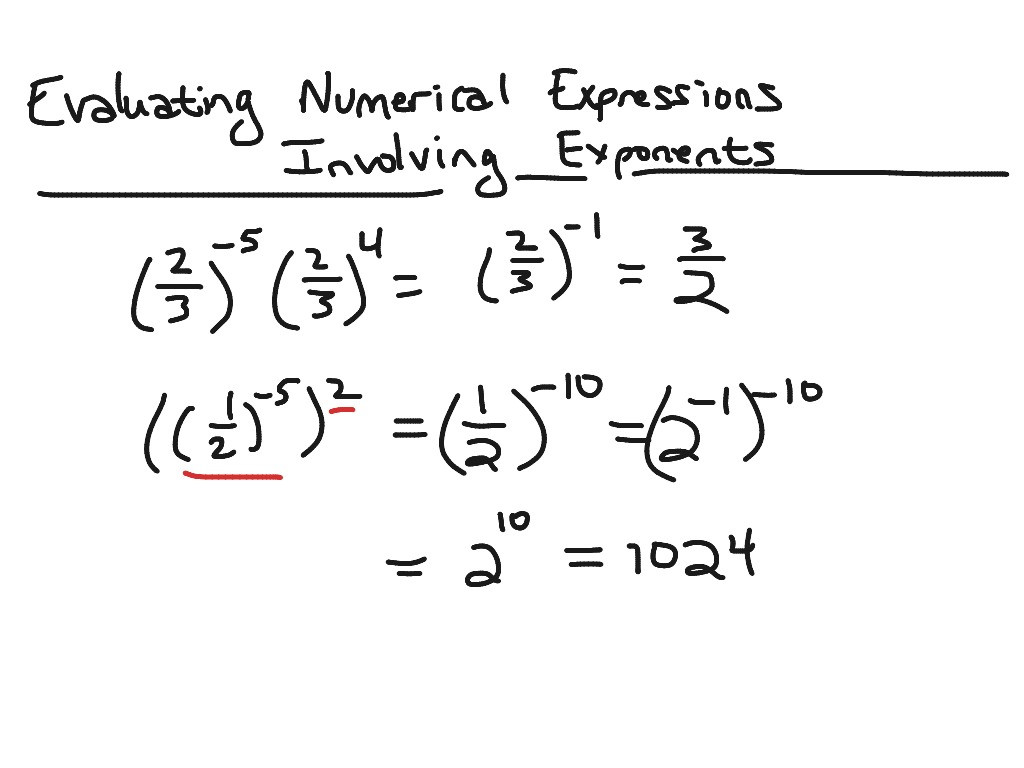 30 Evaluating Numerical Expressions Worksheet
