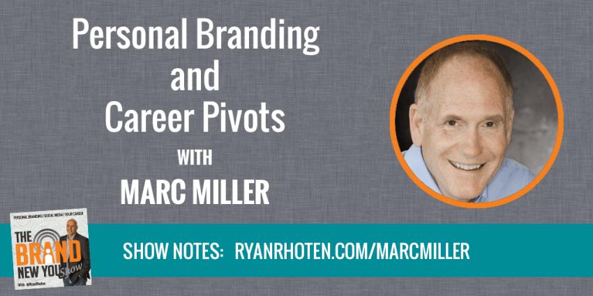 Marc Miller Career Pivot