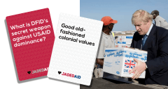 dfid usaid dominance