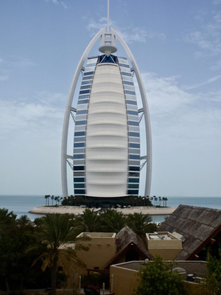 Burj Al Arab, Dubai, Luxury hotels, luxury shopping, Dubai stopover, emirates flights to Dubai, image by Jade Jackson