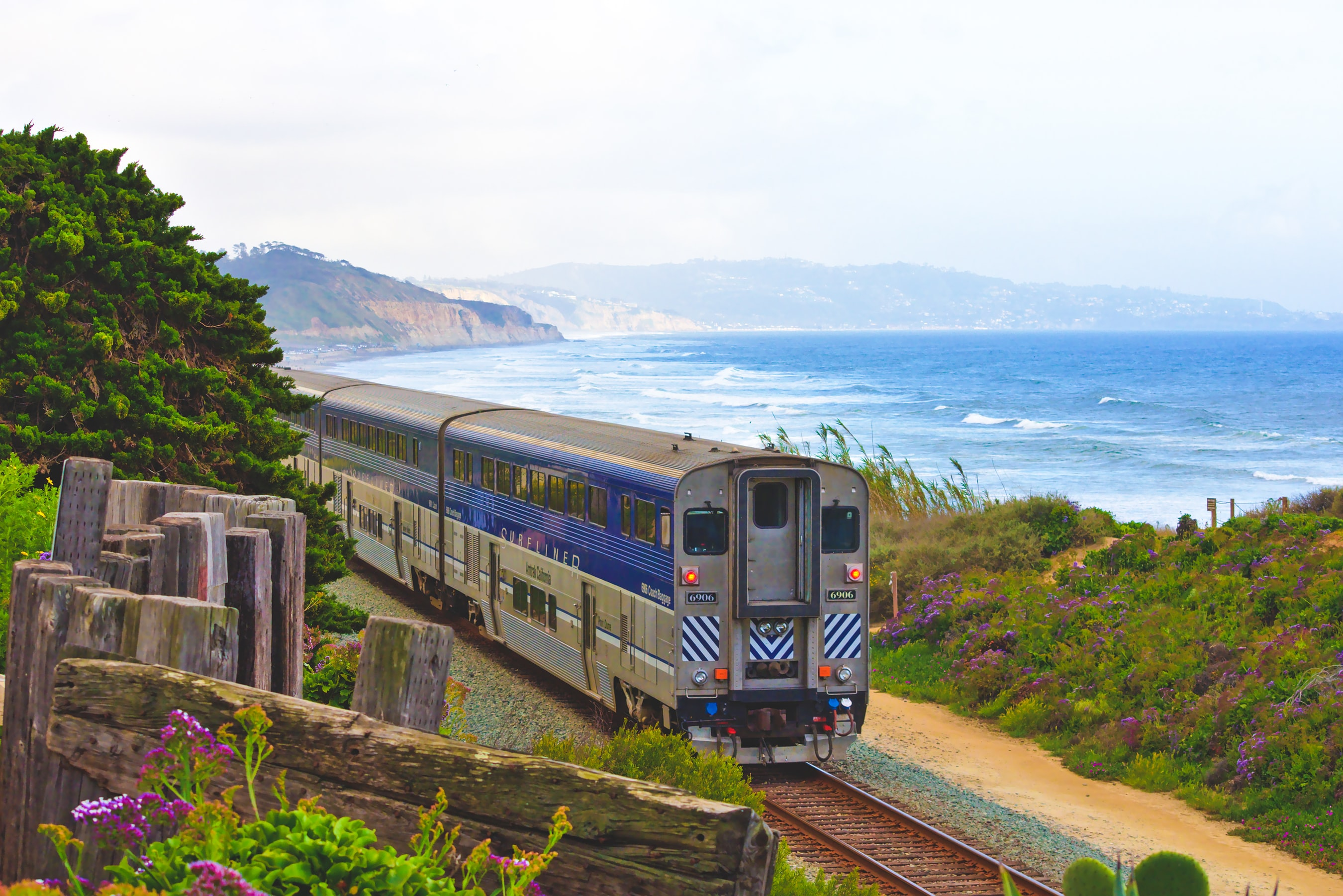 Amtrak, USA by rail