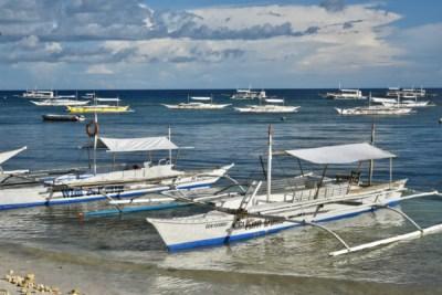Philippines beach, Bohol, Image by Jade Jackson