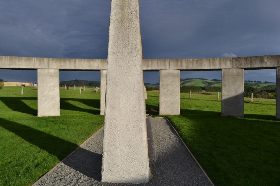 Stonehenge aetearoa, Carterton, wellington, New Zealand