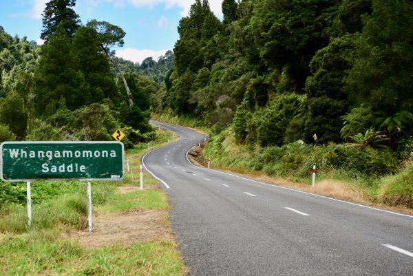 Whangamomona Saddle, Forgotten World Highway, North Island, New Zealand, image by Jade Jackson