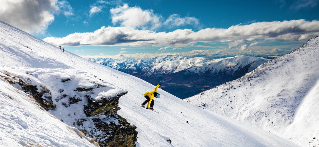 NZ Ski Package