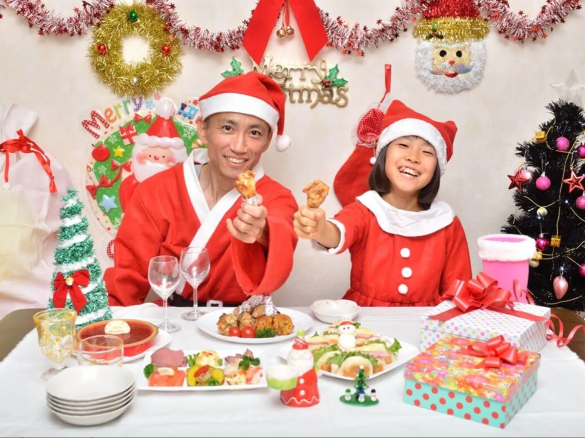 Christmas in Japan virtual experience book now