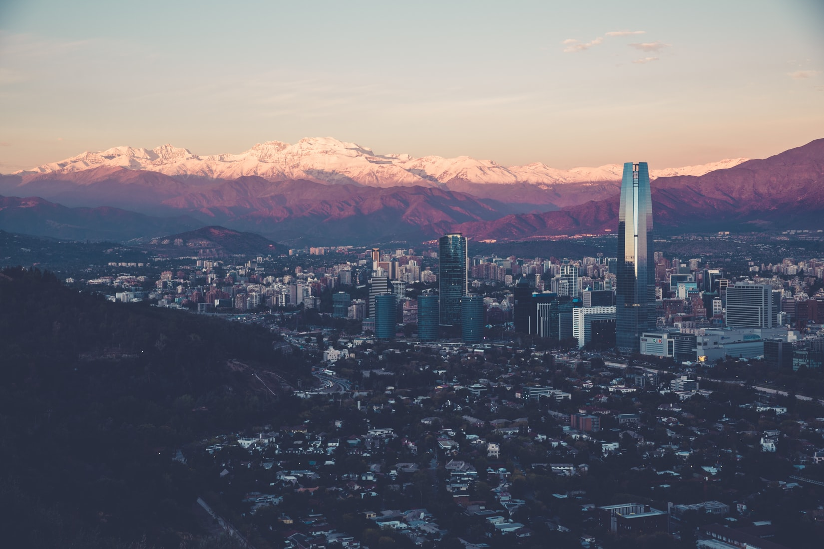 book cheap flights to Santiago