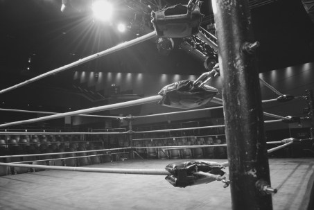 Rock and roll Wrestling August 2015