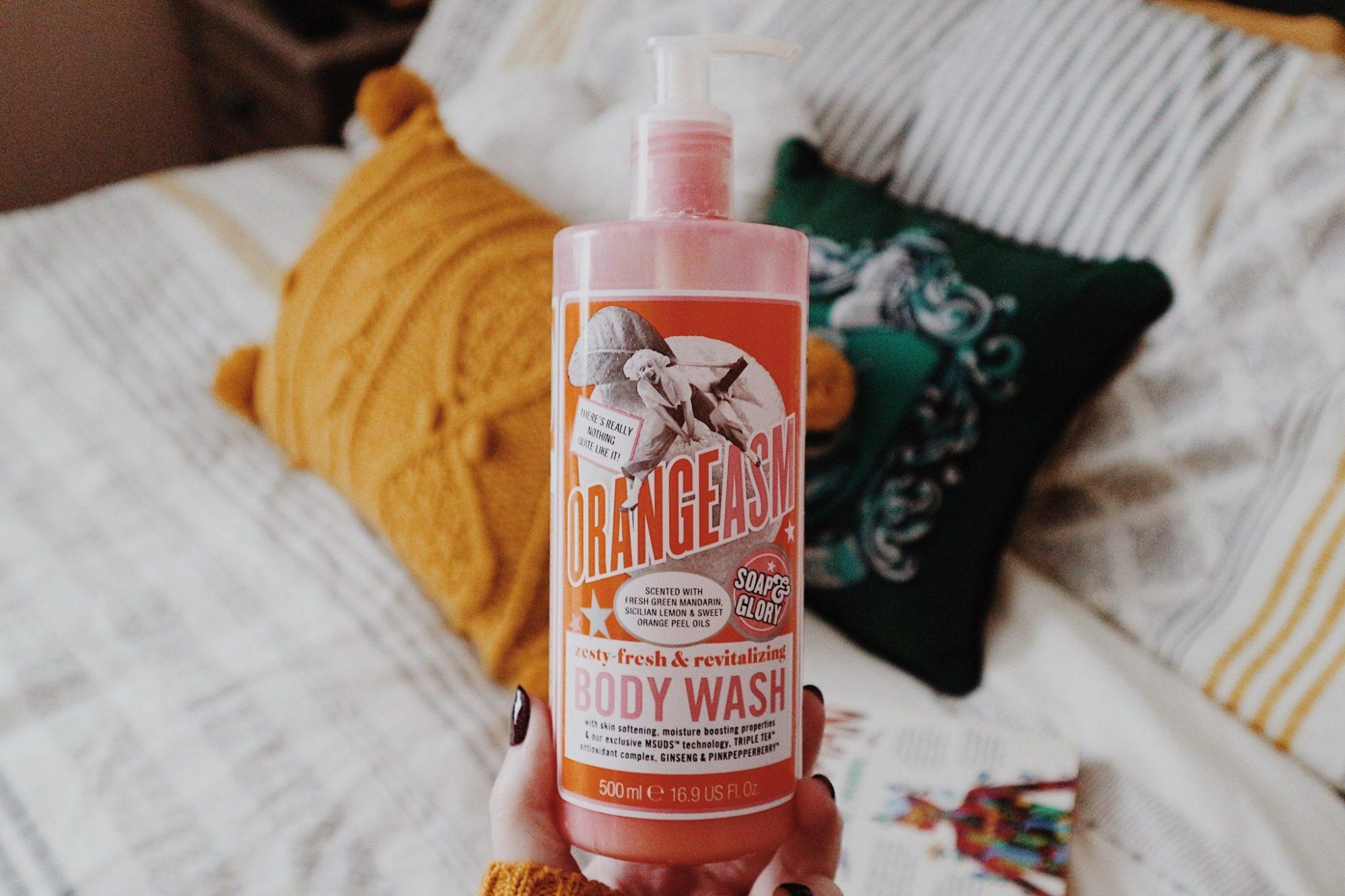 Soap and Glory Orangegasm