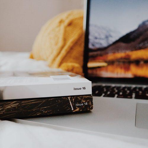 "MacBook Pro 15"" • Blogosphere Magazines Issues 14 & 16"