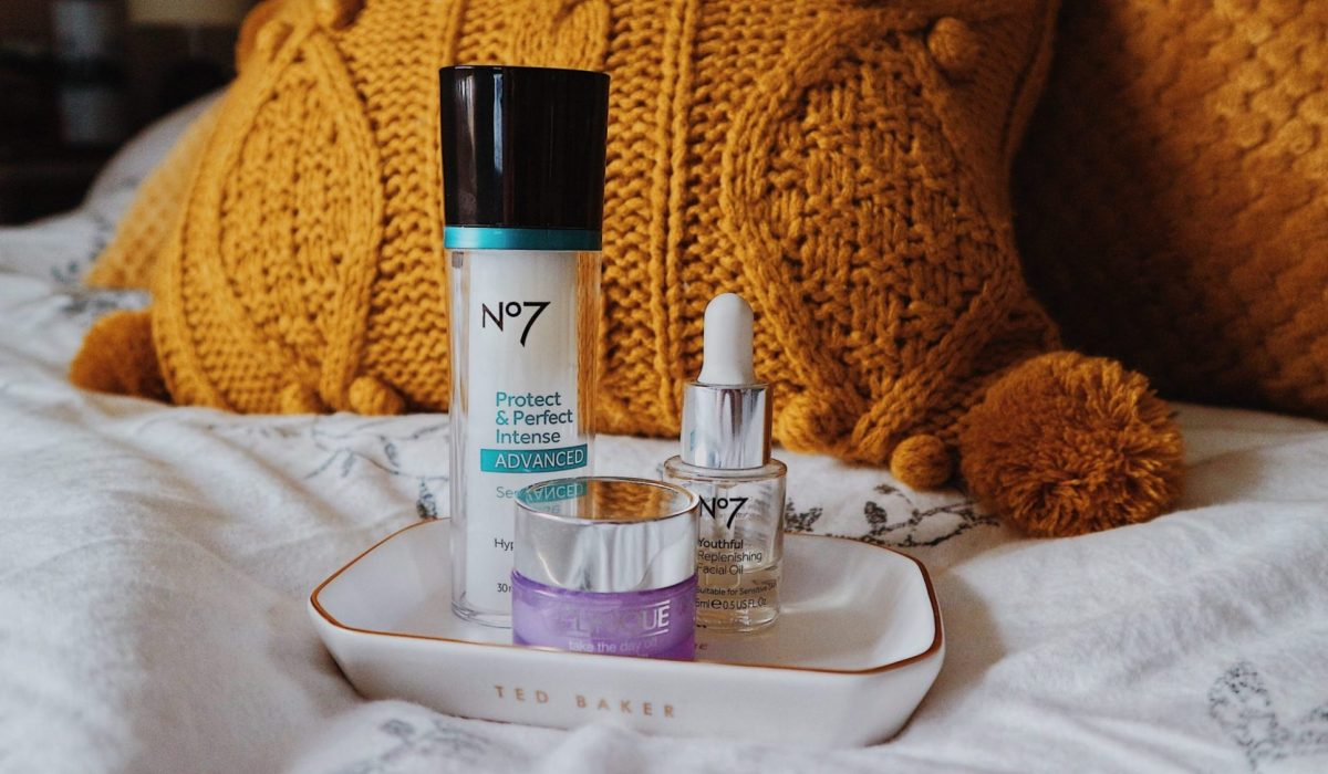 No7 Skincare and Clinique Take The Day Off Balm