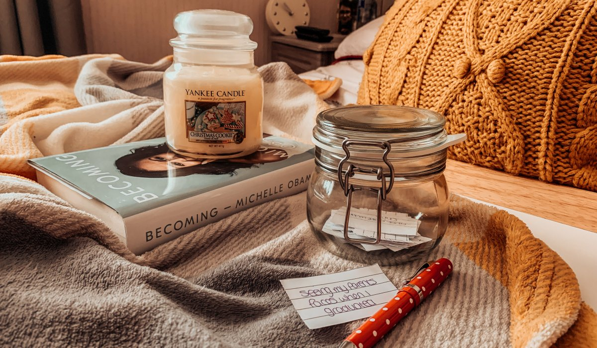 What Is A Happy Jar And How Can It Help You Manage Your Depression • Book • Candle • Happy Jar • Stationery
